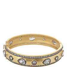 Crystal Embellished Bangle