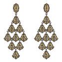 Chandelier Earrings, ${color}