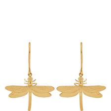 Dragonfly Hook Earrings