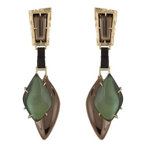 Jade Drop Earrings, ${color}