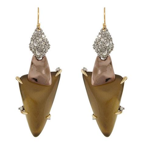 Drop Resin Earrings, ${color}