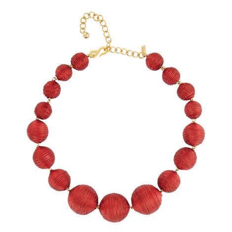 Bauble Necklace, ${color}