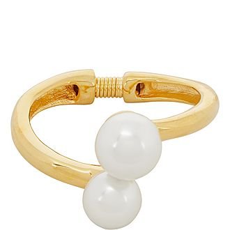 Pearl Gold Bracelet