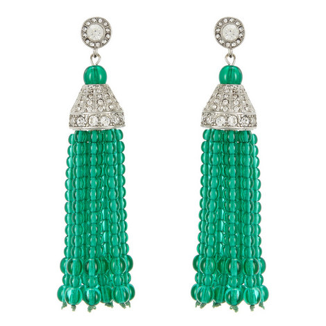 Tassel Earrings, ${color}