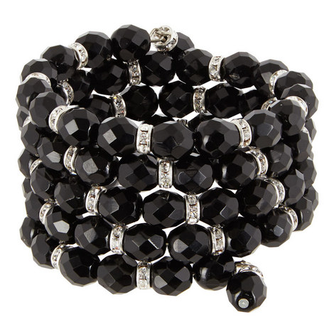 Rondelle Coil Bracelet, ${color}