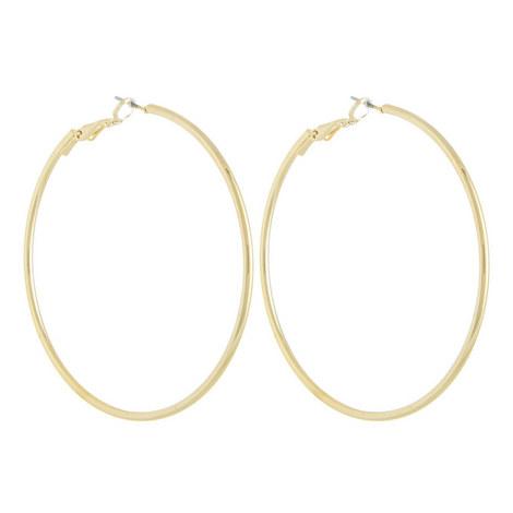 Small Hoop Earrings, ${color}