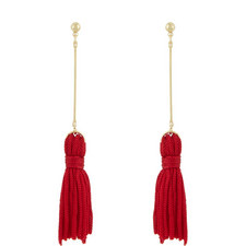Tassel Earrings Small