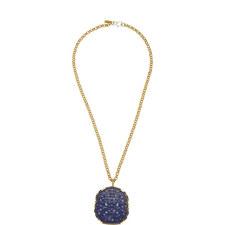 Lapis Pendant Necklace