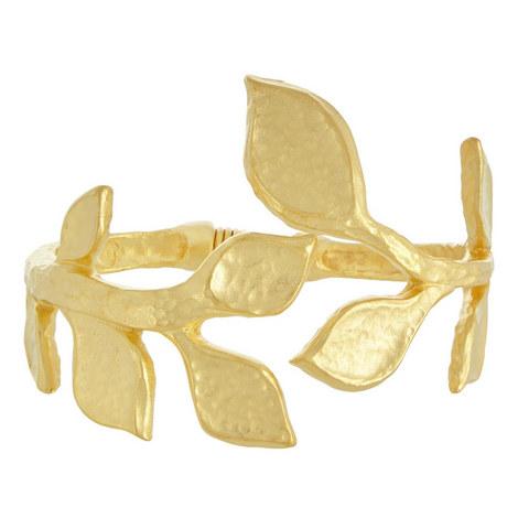 Leaf Cuff Bracelet, ${color}
