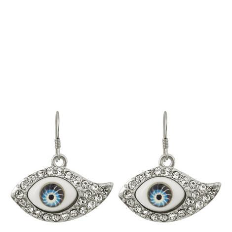 Eye Drop Earrings, ${color}