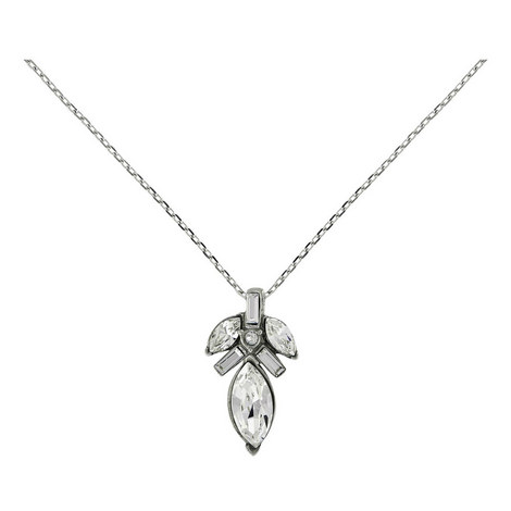 Diamond Pendant Necklace, ${color}