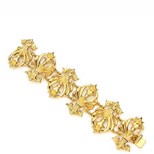 Arabesque Station Bracelet