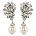 Paisley Crystal Earrings, ${color}