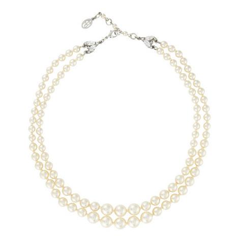 Gradient Pearl Necklace, ${color}