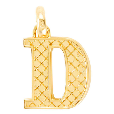 Alphabet Pendant, ${color}