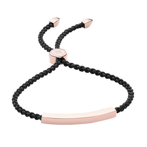 Linear Rose Friendship Bracelet, ${color}