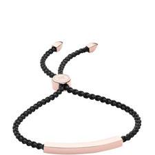 Linear Rose Friendship Bracelet