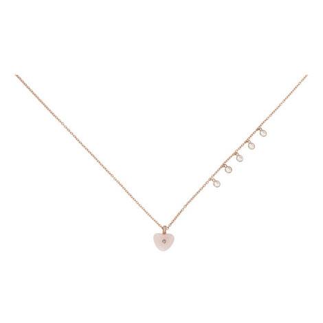 Heart Pendant Necklace, ${color}