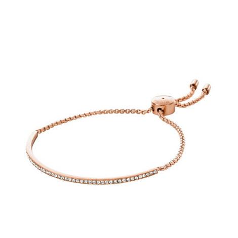 Pavé Rose Slider Bracelet, ${color}
