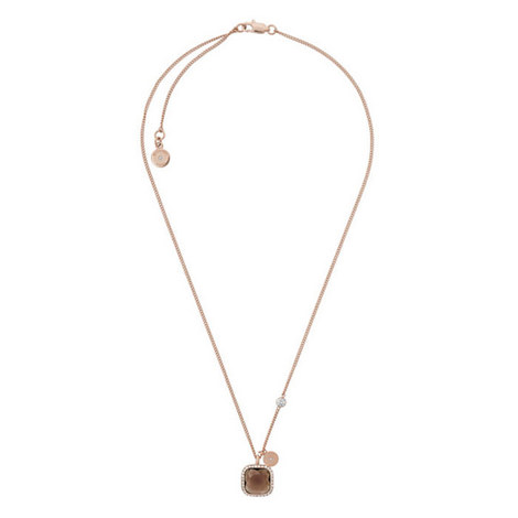 Urban Rose Topaz Necklace, ${color}