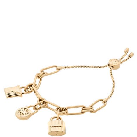 Charmed Slider Bracelet, ${color}