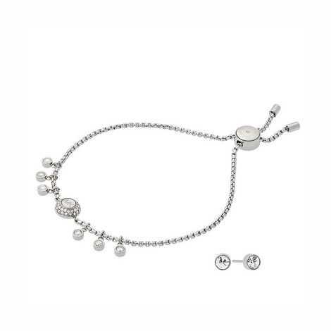 Earrings & Bracelet Set, ${color}