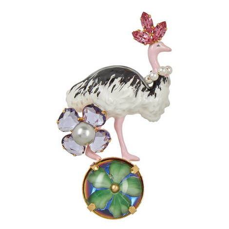 Ostrich Pin, ${color}