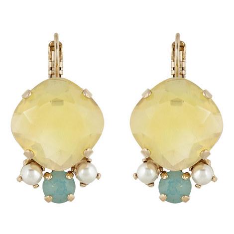 Stone Earrings, ${color}