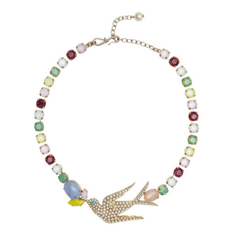 Swallow Pearl Necklace, ${color}