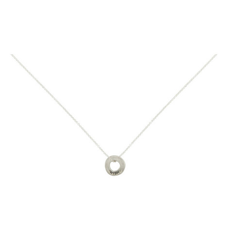 Wish Ring Necklace, ${color}