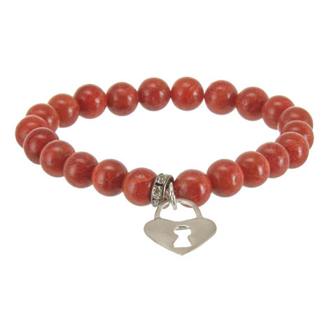 Heart Locket Bracelet, ${color}
