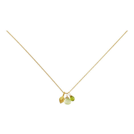 Healing Harmony Happiness Necklace, ${color}
