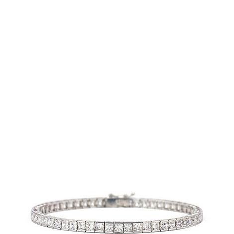 Princess Tennis Bracelet Small, ${color}