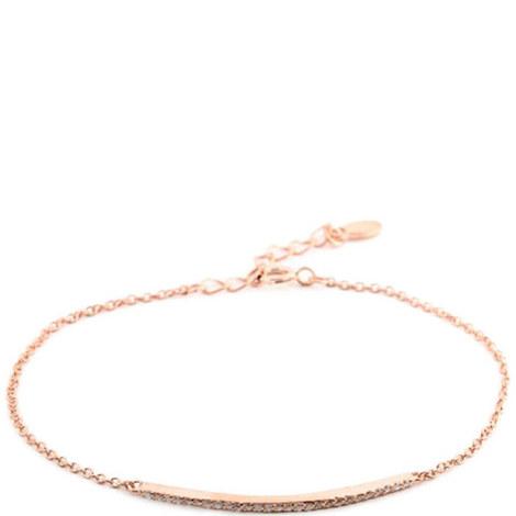Curved Bar Bracelet, ${color}