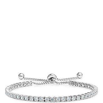 Classic Toggle Tennis Bracelet