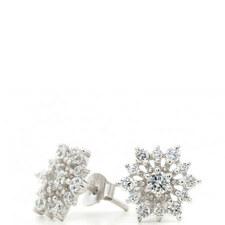 Lia Flower Stud Earrings