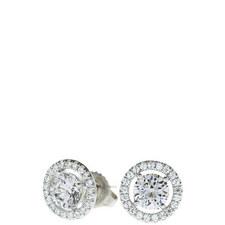 Miss Halo Stud Earrings