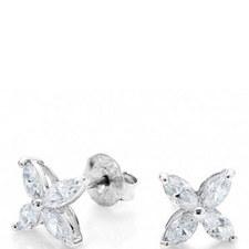 Flower Love Drop Earrings