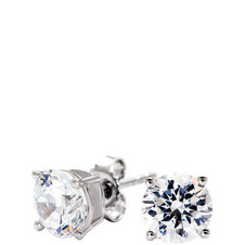 Classic Brilliant 0.5ct Stud Earrings