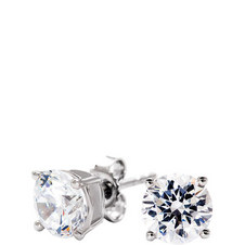 Classic Brilliant Stud Earrings 0.7ct