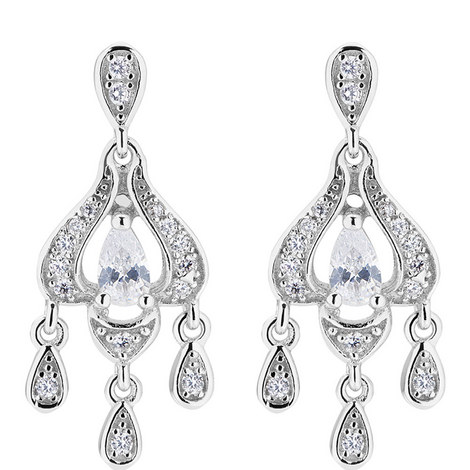 Lily Chandelier Earrings, ${color}