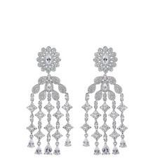 Marquise Waterfall Earrings