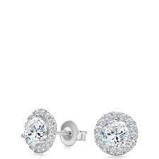 Solo Crystal Earrings