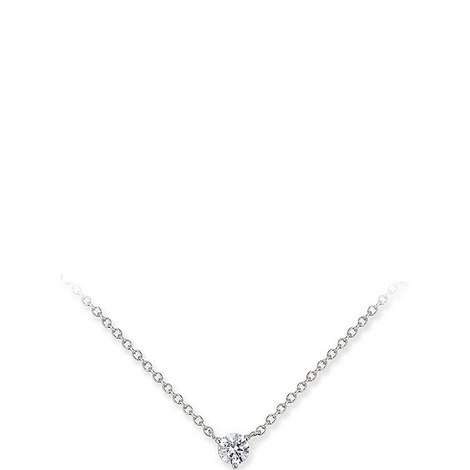 Brillant Float 0.5ct Necklace, ${color}