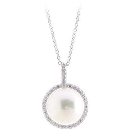 Pearl Drop Pendant, ${color}