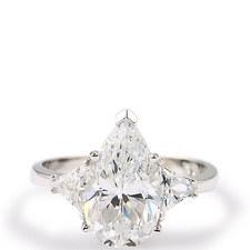 Fabulous Pear Ring