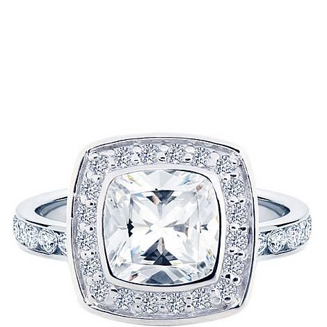 Sabrina Cushion Ring, ${color}