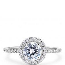Missy Halo Ring