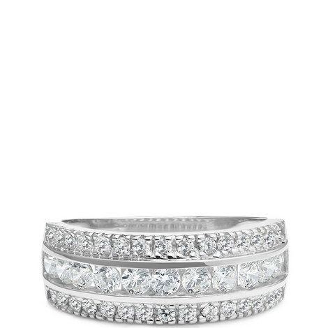 Nina Triple Band Ring, ${color}
