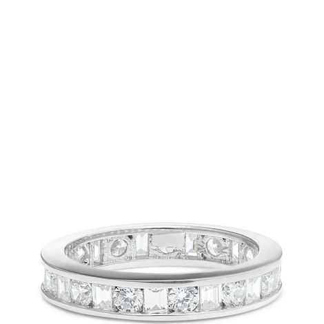 Brigitte Full Eternity Ring, ${color}